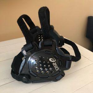 ASICS wrestling head gear